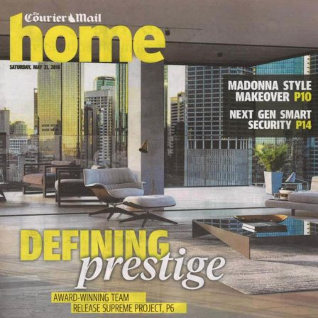 Courier Mail Home
