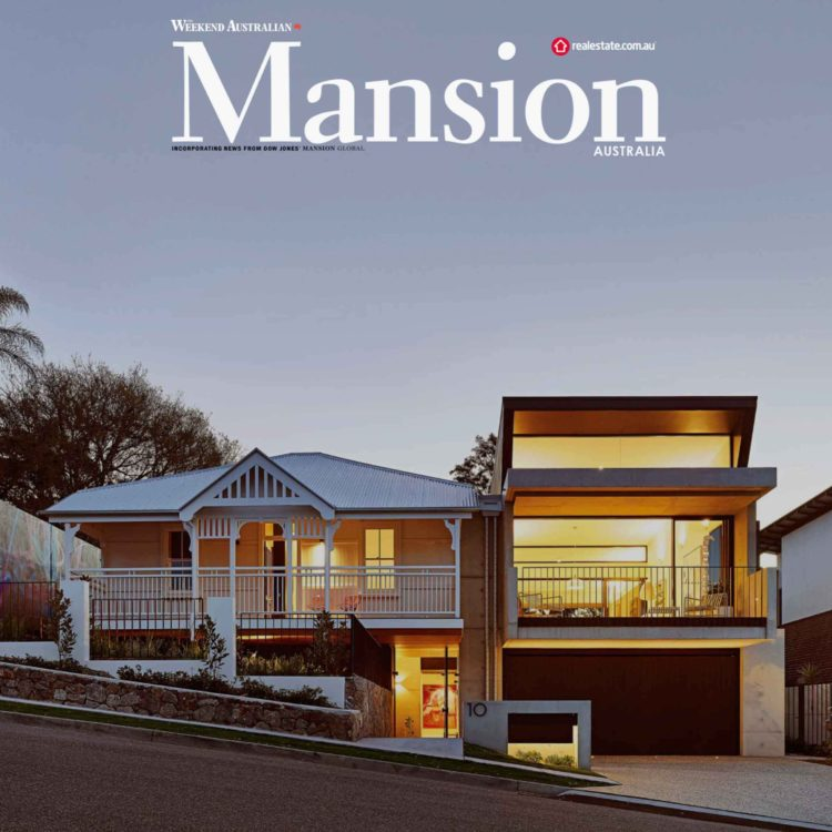 Sorrel Street | Mansion Magazine