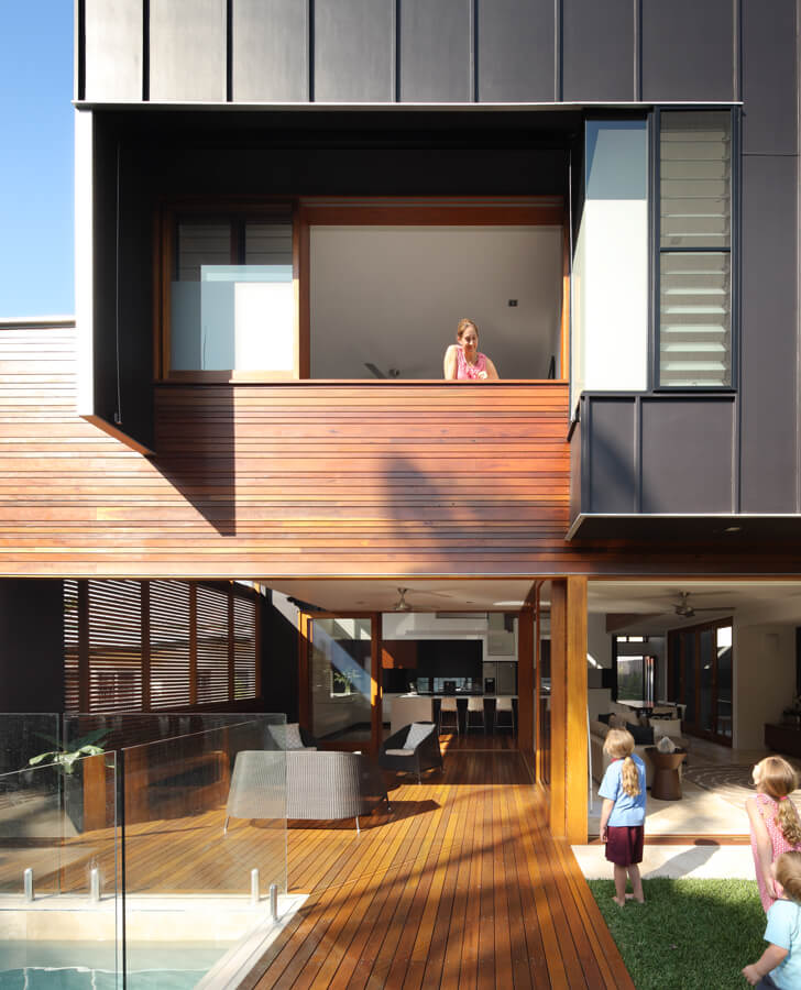 Byram House 2012 Shaun Lockyer Architects Brisbane Architects